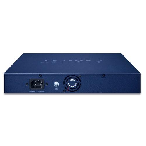 FGSD-1008HPS PoE Switch V3 Back