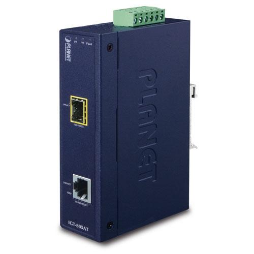 IGT-805AT media converter