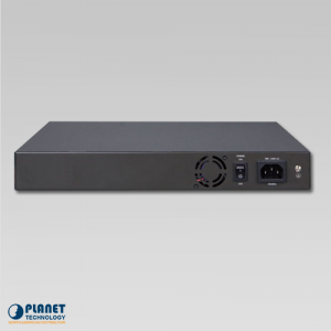 FGSD-1008HPS PoE Switch Back
