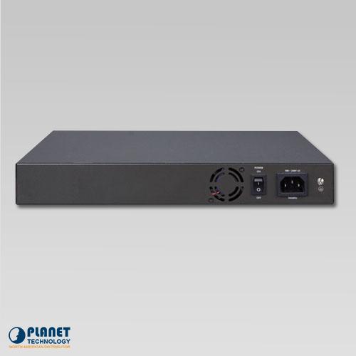 FGSD-1008HPS PoE Switch Back
