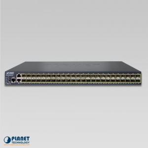 GS-5220-46S2C4X Managed Switch Front
