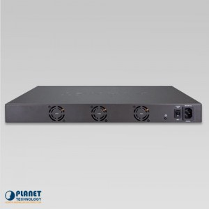 LRP-822CS PoE Switch Back