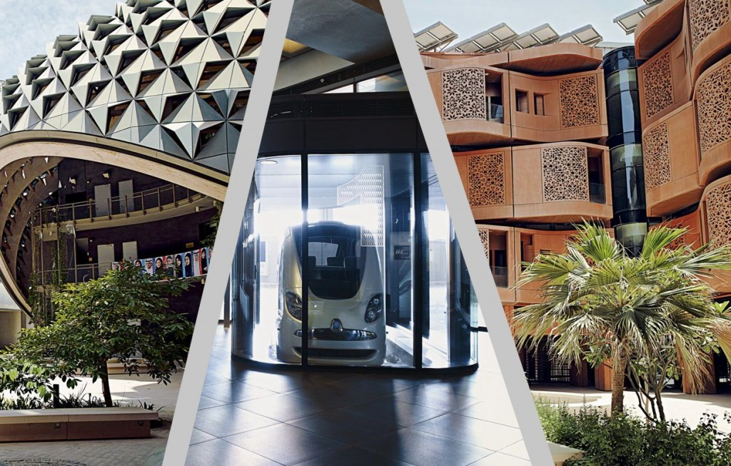 Masdar: The city of the future