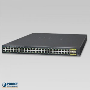 GS-4210-48T4S Managed Gigabit Switch