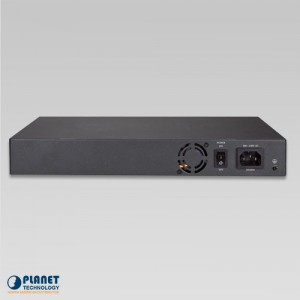 GS-4210-8P2S Managed Switch Back