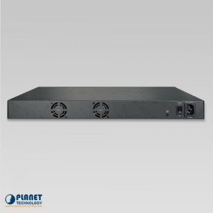 FGSW-2624HPS4 PoE Switch Back