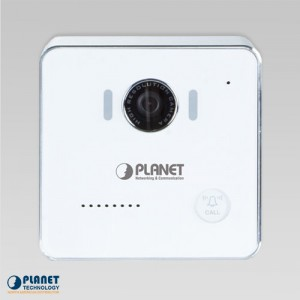 HDP-1100PT Door Phone with PoE Front