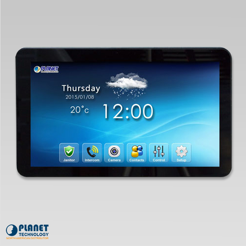 HTS-1000P Touch Screen Home Automation Controller
