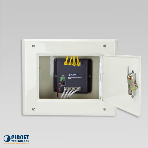 WGS-803 Industrial Switch Box