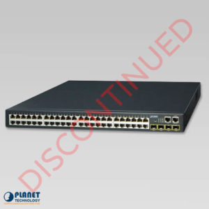 SGS-6340-48T4S Discontinued