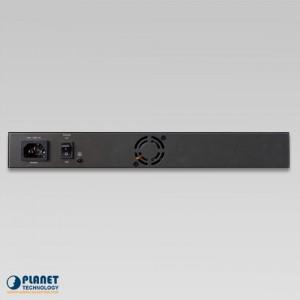 GS-5220-8P2T2S PoE Gigabit Ethernet Switch Back