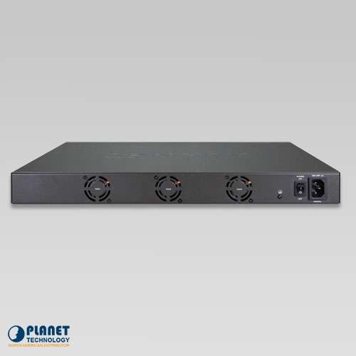 LRP-1622CS 16-Port LRP Switch Back