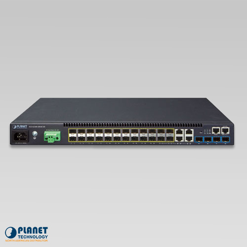 SGS-6340-20S4C4X Managed Switch Front