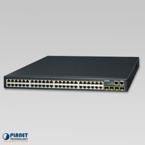 SGS-6340-48T4S Managed Switch