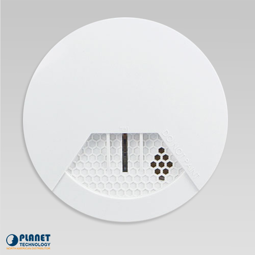 HZS-200A Z-Wave Ceiling-mount Smoke Detector Front