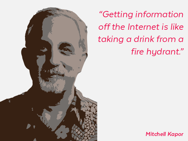 Mitchell Kapor Quotes