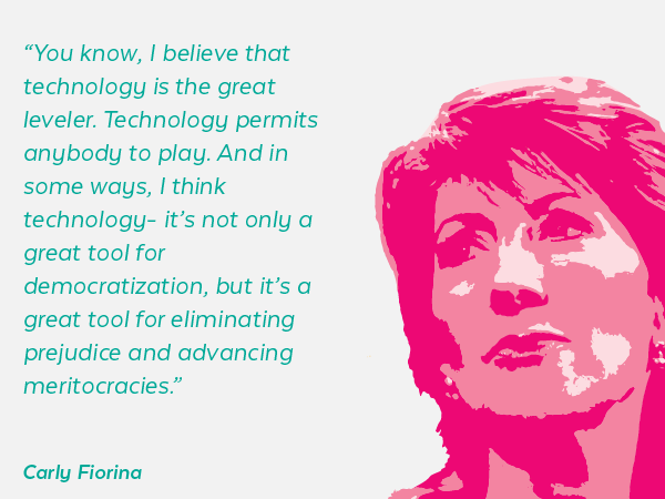Carly Fiorina Quote