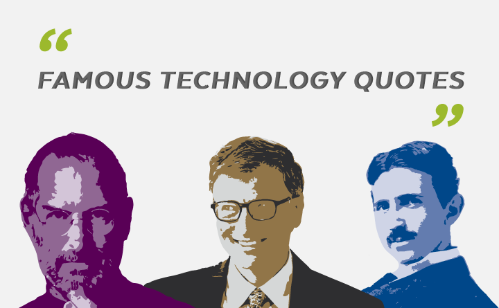 23 perceptive tech quotes about information technology planetech usa