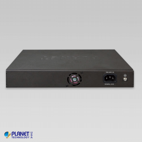 FGSD-1022VHP V2 PoE Switch Back