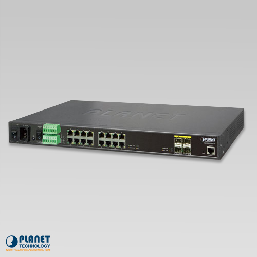 Industrial Managed Switch IGS-5225-16T4S