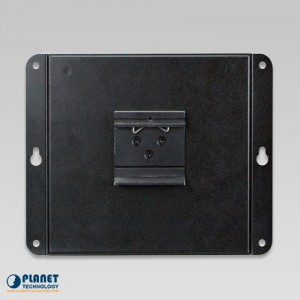 Industrial PoE Wall Mounted Switch WGS-4215-8P2S Back
