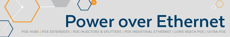 Power over Ethernet POE Category