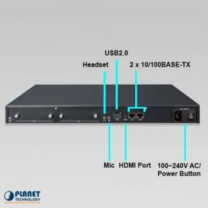 IPX-2200 Back