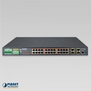 IGS-5225-24P4S Front