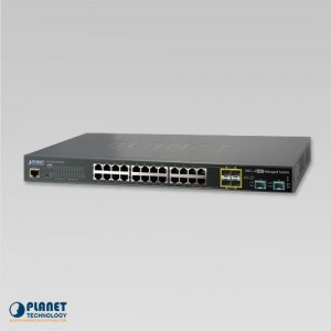 GS-5220-20T4C4X Managed Switch