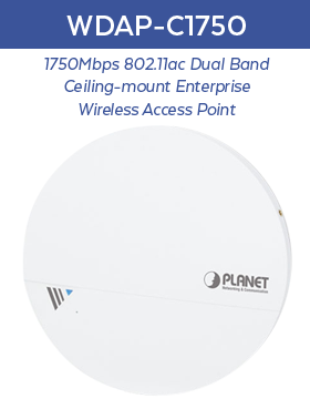 WDAP-C1750 Wireless Access Point