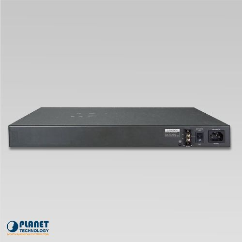 16-Port Managed Switch, Redundant PWR | GS-5220-16T4S2XR | Planet