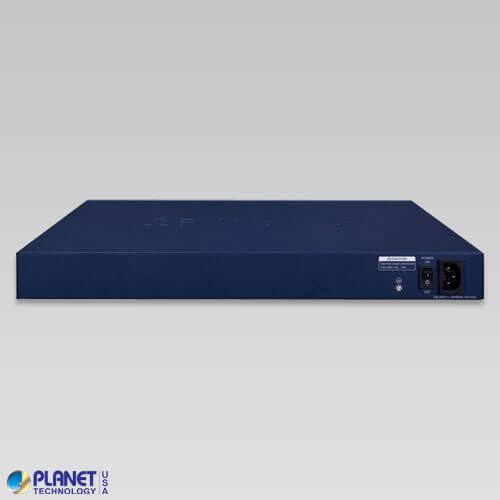 UPOE-2400G PoE Hub Back