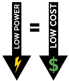 low-power-low-cost