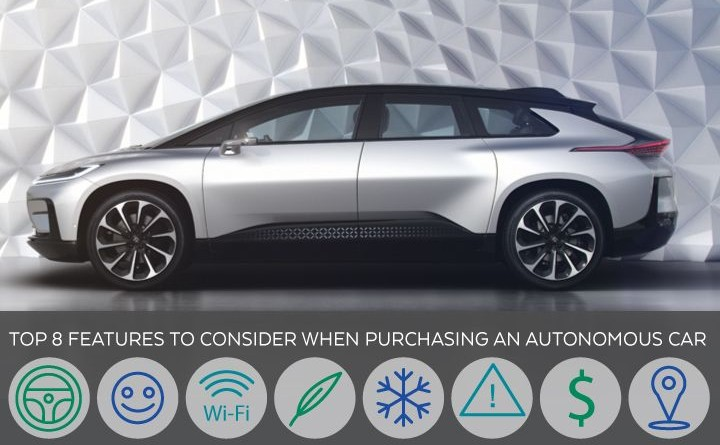 Top 8 Features to Consider When Purchasing an Autonomous