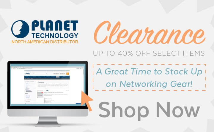 PLANET Clearance Sale