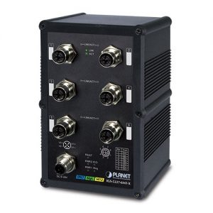 IGS-5227-6MT-X Industrial M12 Switch