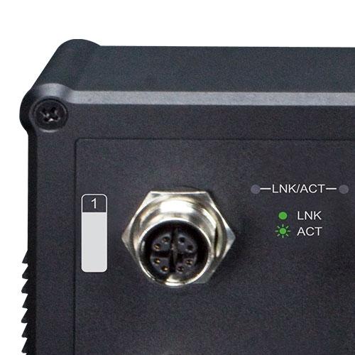 IGS-5227-6MT-X Industrial M12 Switch M12 port