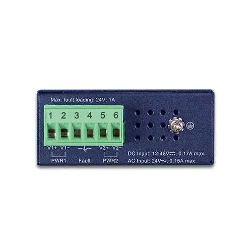 ISW-500T Industrial Switch top