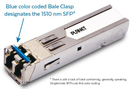 SFP Bale Clasp Color