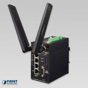 ICG-2420-LTE Industrial Cellular Gateway