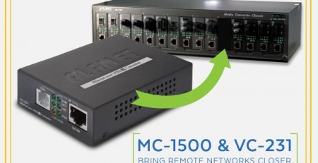 MC-1500 and VC-231 Bring Remote Networks Closer