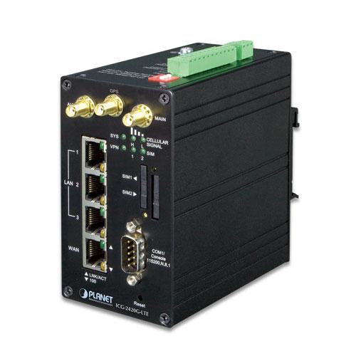 ICG-2420G-LTE LTE Gateway no antenna