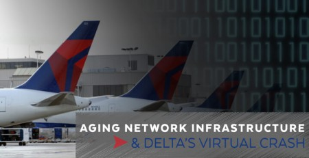 Aging Network Infrastructure & Delta's Virtual Crash