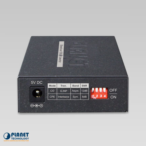 Ethernet over COAX Converter | VC-232G | PLANET Technology