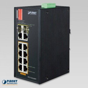IFGS-1022HPT Industrial PoE Switch