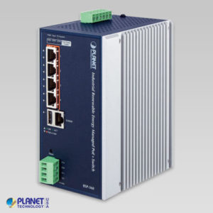 BSP-360 Renewable Energy Industrial PoE Switch