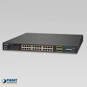 GS-5220-24UPL4X Ultra PoE Switch