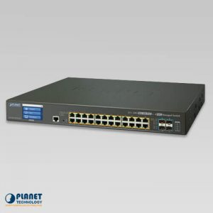 GS-5220-24UPL4XV PoE Switch