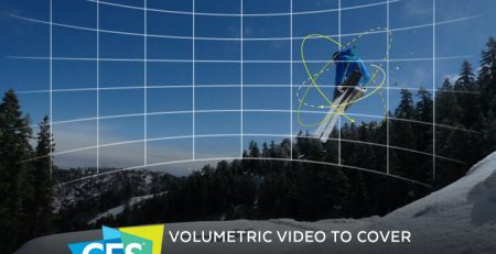#CES: Volumetric Video to Cover 2018 Winter Olympics