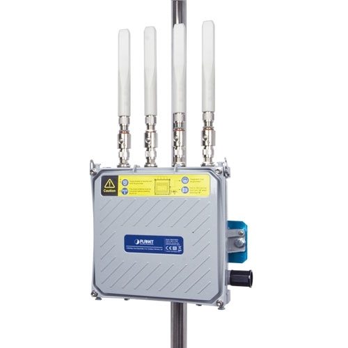 WDAP-802AC Outdoor Wireless AP pole mount